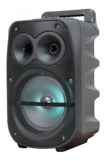 Parlante Portátil Bafle 8´´ Bluetooth Recargable Micrófono