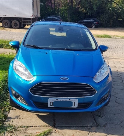 Ford New Fiesta 1.6 Titanium Powershift 13/14