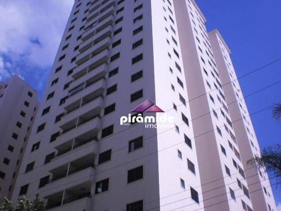 Apartamento À Venda, 84 M² Por R$ 390.000,00 - Jardim Aquarius - São José Dos Campos/sp - Ap11086