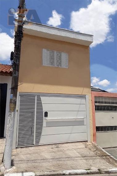 Casa Residencial Em Vila Amélia - Poá, Sp - 3445