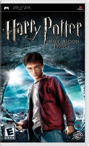 Imagen 1 de 3 de Harry Potter And The Half-blood Prince Psp (nuevo Sellado)