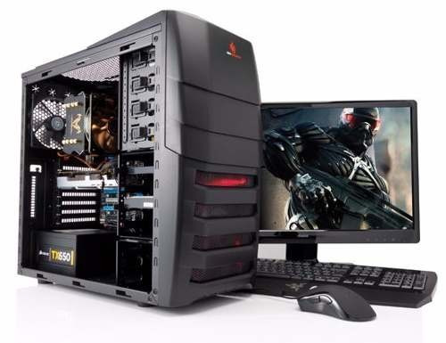 Pc Completo Gamer A4 6300 3.9ghz, Wi-fi! Frete Gratis! Nfe