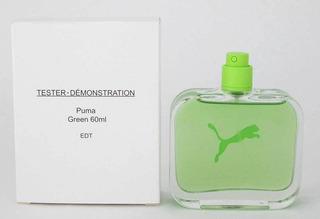 Perfume Puma Green Edt X 60 Ml. Presentación Tester!!!!