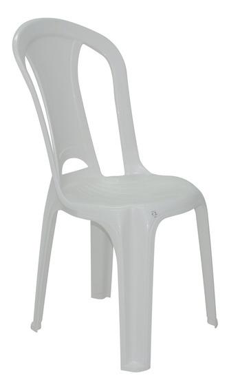 Cadeira Plástico Sem Braço Tramontina Torres 154kg