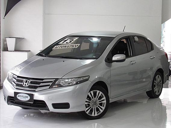 Honda City 1.5 Ex 16v Flex 4p Automático 2013