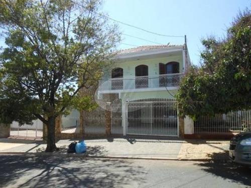 Casa À Venda Em Jardim Nova Europa - Ca186068