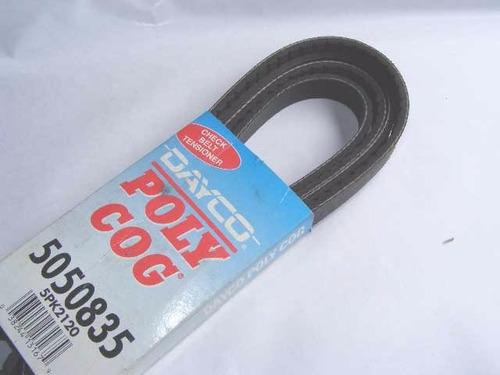Correa 5pk2120 Dayco Eq. 5050835 / K5-83,5 2120mm -5rib