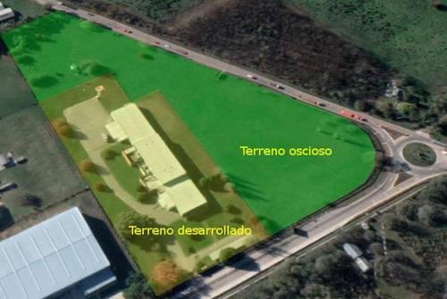 Imagen 1 de 23 de Planta Industrial Sobre Calle 9 Esquina Frondizi Con Temp. Controlada