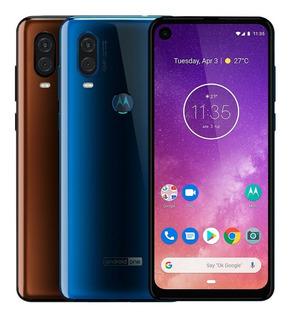 Motorola One Vision 4gb Ram 128gb Nuevo A Pedido