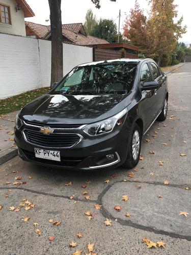 Chevrolet Cobalt 1.8 Cc Año 2018 Unico Dueño