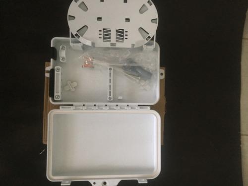 Imagen 1 de 3 de Odf 4 Nucleos Sc 8 Nucleos Lc Fibra Óptica Telecom