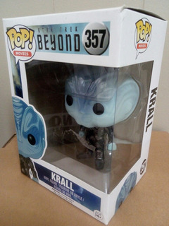 Funko Pop! Krall (star Trek Beyond) N°357 Original