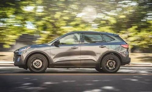 Ford Kuga Hybrid Titanium 2021 As2