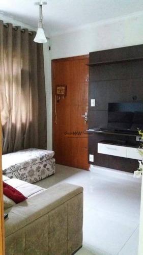 Imagem 1 de 8 de Apartamento À Venda, 50 M² Por R$ 325.000,00 - Jardim São Paulo(zona Norte) - São Paulo/sp - Ap3127