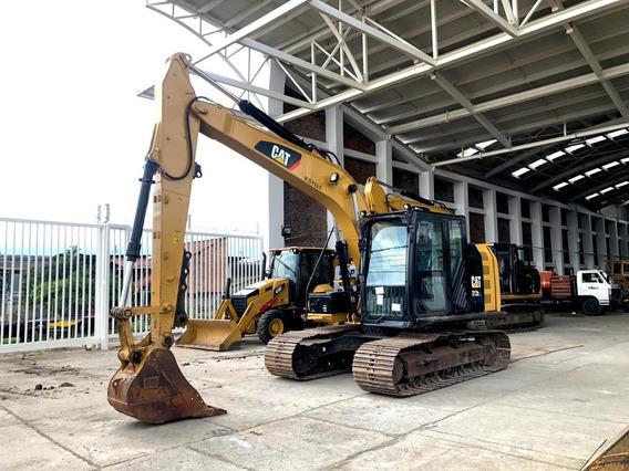 Excavadora Caterpillar 312el Modelo 2016