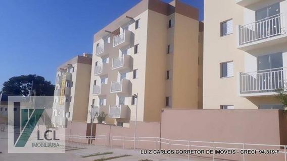 Apartamento Com 2 Dormitórios À Venda, 52 M² Por R$ 155.000,00 - Paisagem Casa Grande - Cotia/sp - Ap0010