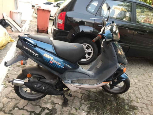 Aprilia Www Sr 50cc Com Kit 70cc (2001/2001)