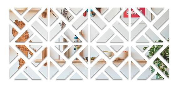 Espelho Decorativo Acrílico Egípcio Grande Quarto Sala