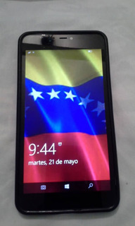 Nokia Lumia 640 Xl Remate Por Viaje 60 Dol