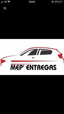 Fazemos Entregas Para Vendedores Do Mercado Livre!!!
