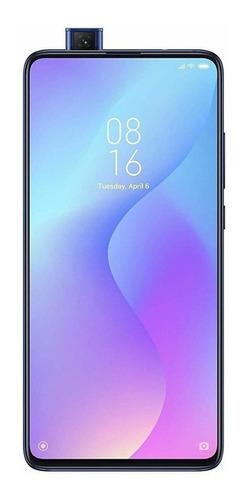 Celular Smartphone Xiaomi Mi 9t 128gb Azul - Dual Chip