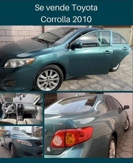 Toyota Corolla Corrolla 2010