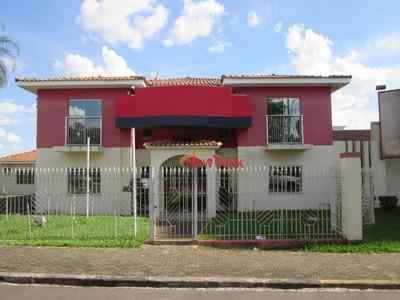 Sobrado Comercial Para Locação, Centro, São Carlos. - So0292