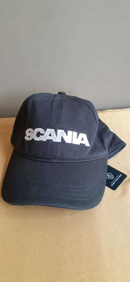 Gorra Scania Original Importada (no Disponible En Argentina)