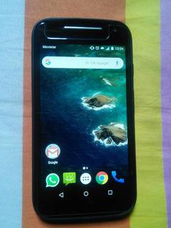 Smartphone Motorola E 2da Generación Con 4g Lte