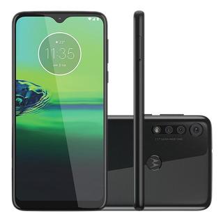 Smartphone Motorola Moto G8 Play 32gb Preto Ônix