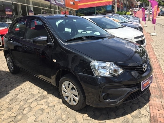 Etios 1.5 Xs 16v Flex 4p Manual 37828km