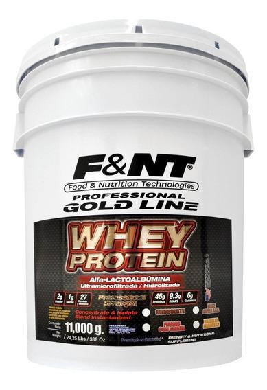 Whey Protein 11,000 Gr Alfa Lactoalbúmina Proteina De Leche