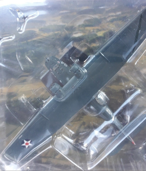 Miniatura Bombardeiro De Combate Catalina