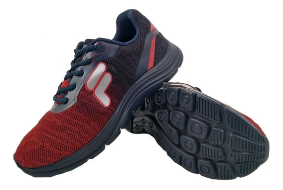 Zapatillas Fila Volt Kids Running Niños 874317 Eezap