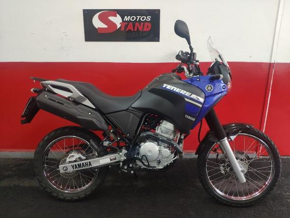 Yamaha Xtz 250 Tenere 250 2019 Preta Preto