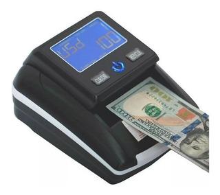 Maquina Detectora De Billetes Falsos Y Contadora Tienda