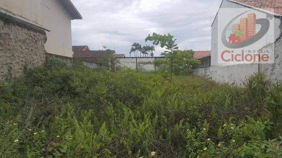 Terreno Residencial À Venda, Cibratel Ii, Itanhaém. - Te0064