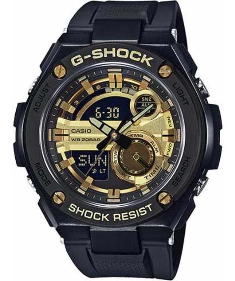 Relógio Casio G-shock G-steel Gst-210b-1a9dr