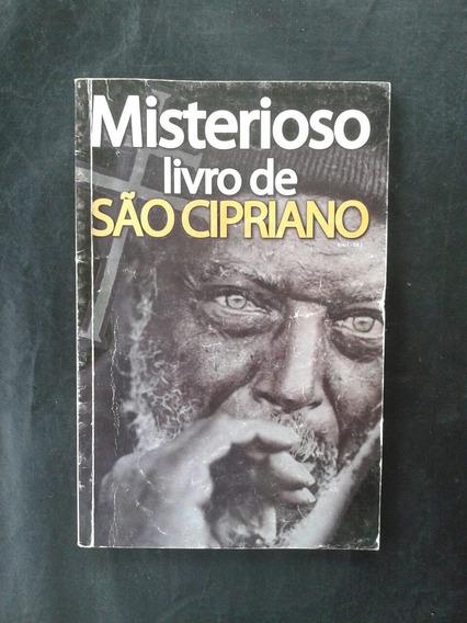 Livro O Misterioso Livro De São Cipriano