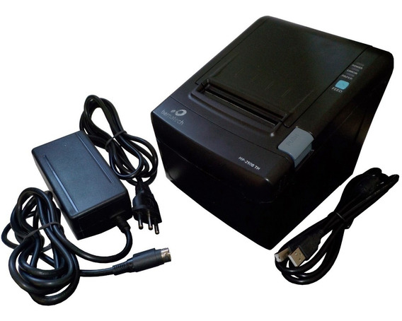 Impressora Bematech Mp-2500 Ethernet Rede Qrcode Guilhotina