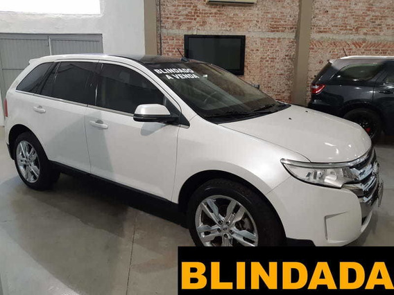 Ford Edge Limited 3.5 V6 24v Awd Aut Blindado