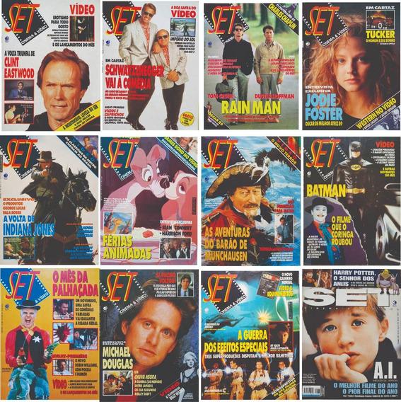 Pesquisa Revista Set Cinema Vídeo A Sua Escolha Frete Barato