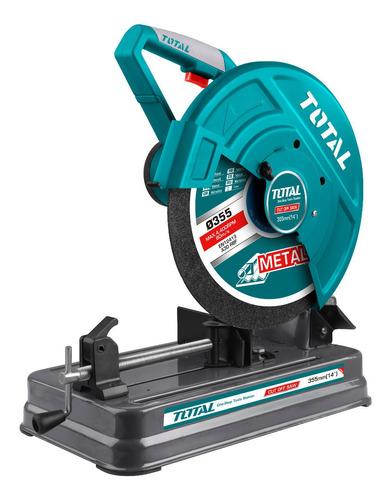 Tronzadora Total De 14  (355x25.4x3mm)/ 2350w /110v/60hz