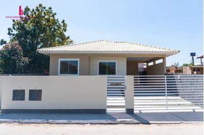 Casa A Venda No Bairro São João Do Rio Vermelho Em - C596-1