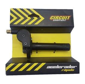 Acelerador Punho Rápido Circuit Universal+cabo Tornado Xr Nx