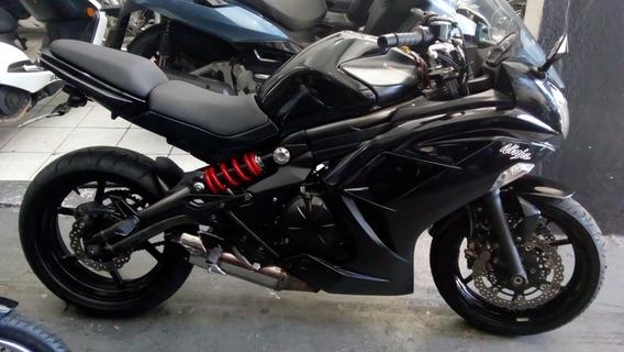 Kawasaki Ninja 650r Esportiva