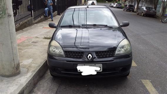 Renault Clio Sedan 1.0 16v Authentique 4p 2004