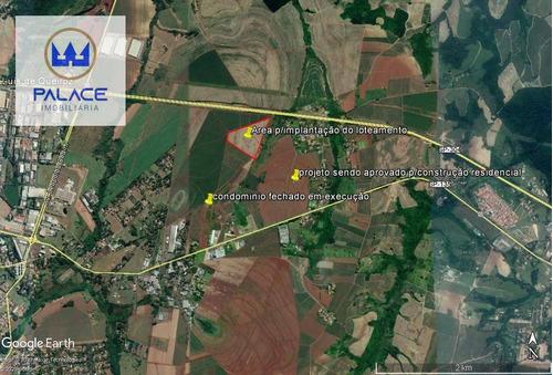 Imagem 1 de 6 de Área À Venda, 200000 M² Por R$ 10.000.000,00 - Conceição - Piracicaba/sp - Ar0037