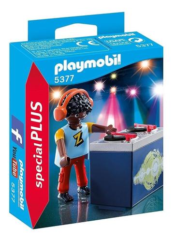 Playmobil Disc Jockey Dj Art.5377