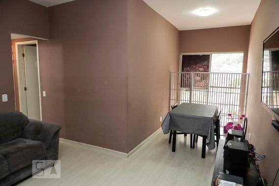 Apartamento No 11º Andar Com 2 Dormitórios E 1 Garagem - Id: 892950945 - 250945